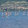 Bilan tests Stand Up Paddle Lac d'Annecy 2012