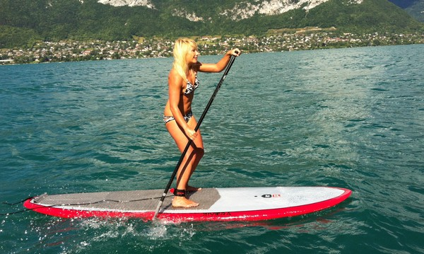 stand up paddle sport en vogue