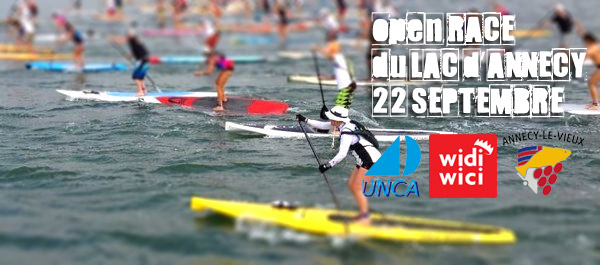 open race du lac d'Annecy